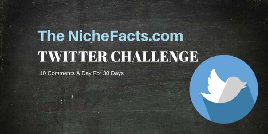 NicheFacts Twitter Challenge