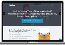iWriter- Content & Article Writing Service - Buy Articles