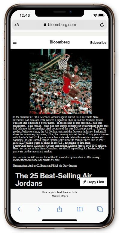 The 25 Best-Selling Air Jordans