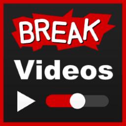 break video logo