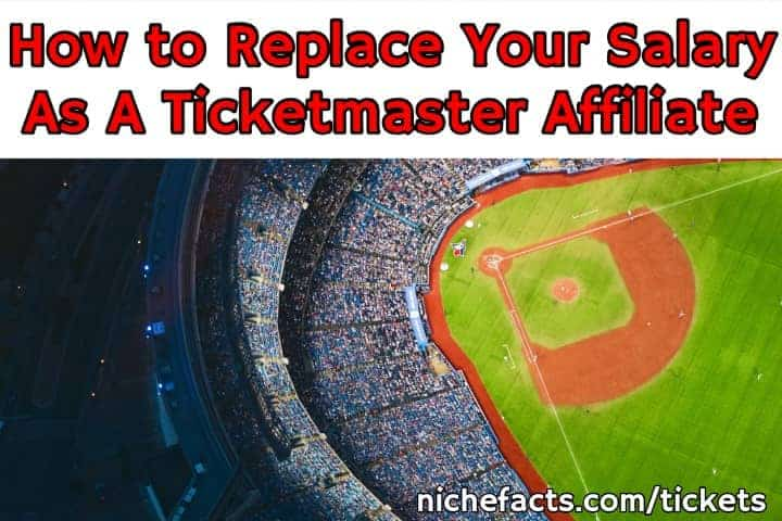 Ticket Affiliate Programs Ticketmaster and Eventbrite