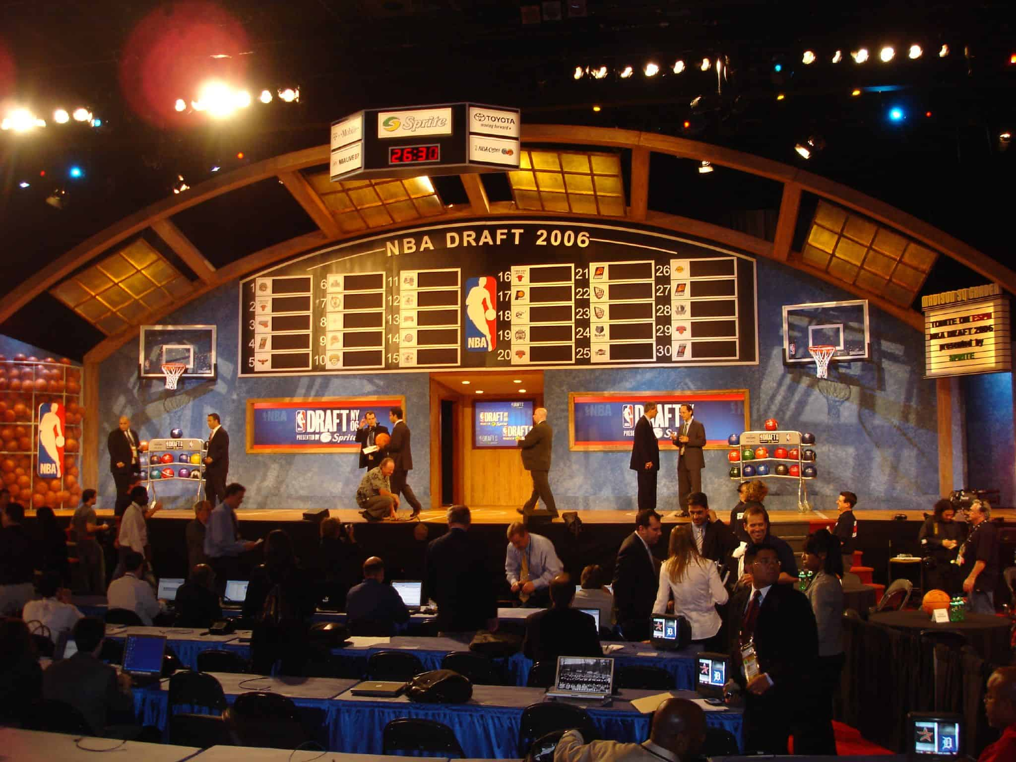 nba draft image