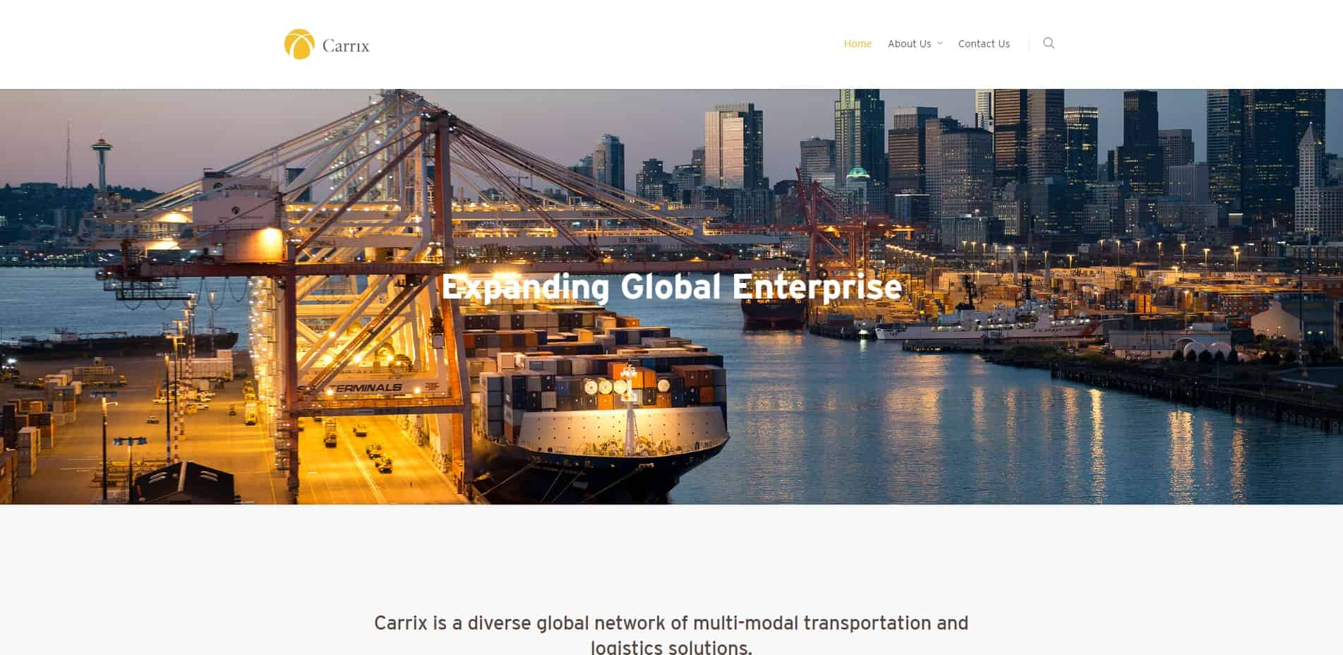 Carrix WordPress Theme