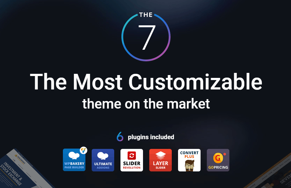 the7 WordPress Theme Review